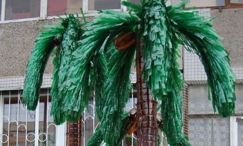 Как сделать пальма своими руками