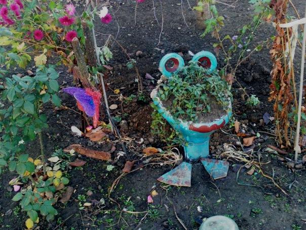 Поделки из овощей царевна лягушка