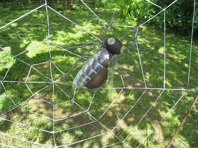 Как сделать муху своими руками для сада - Opalubka-Pekomo.ru
