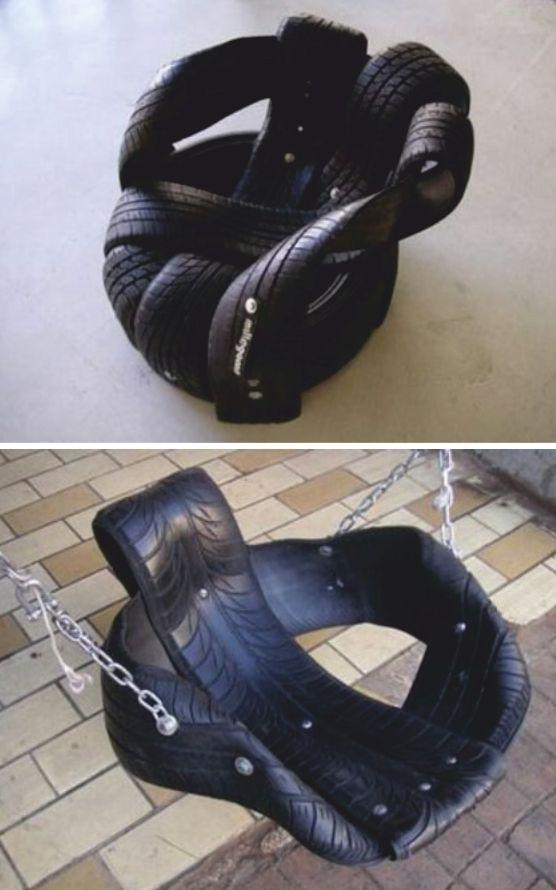 Кресла своими руками из покрышек фото 471